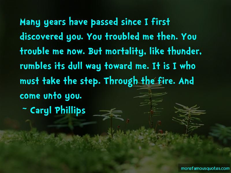 Caryl Phillips Quotes Pictures 2