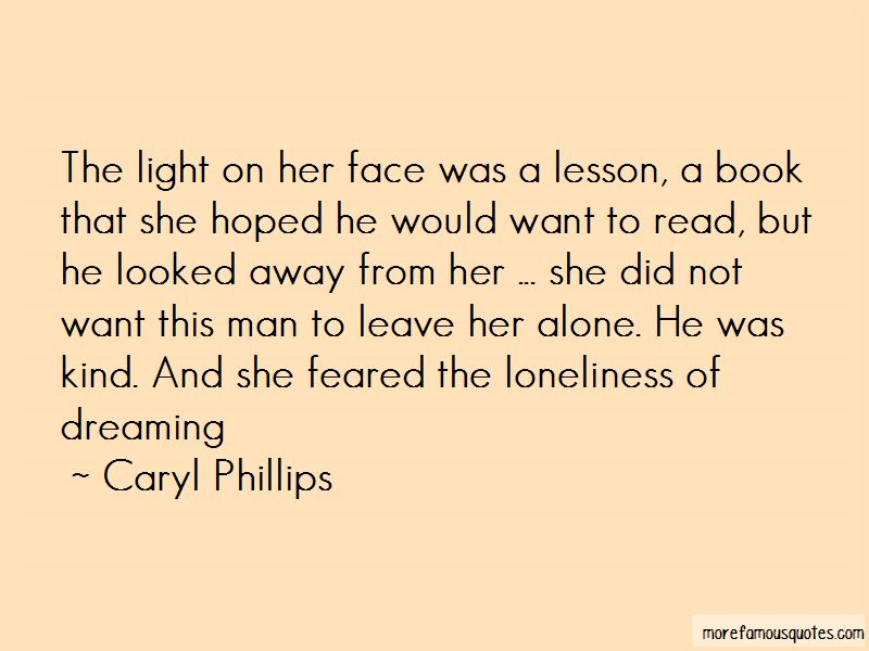 Caryl Phillips Quotes Pictures 3