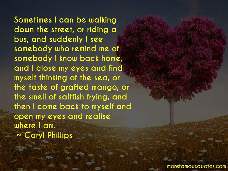 Caryl Phillips Quotes Pictures 4