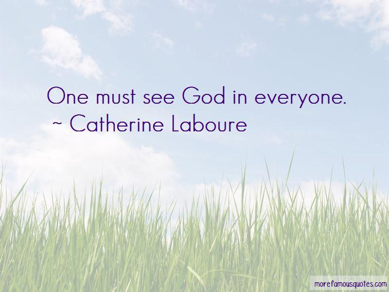Catherine Laboure Quotes