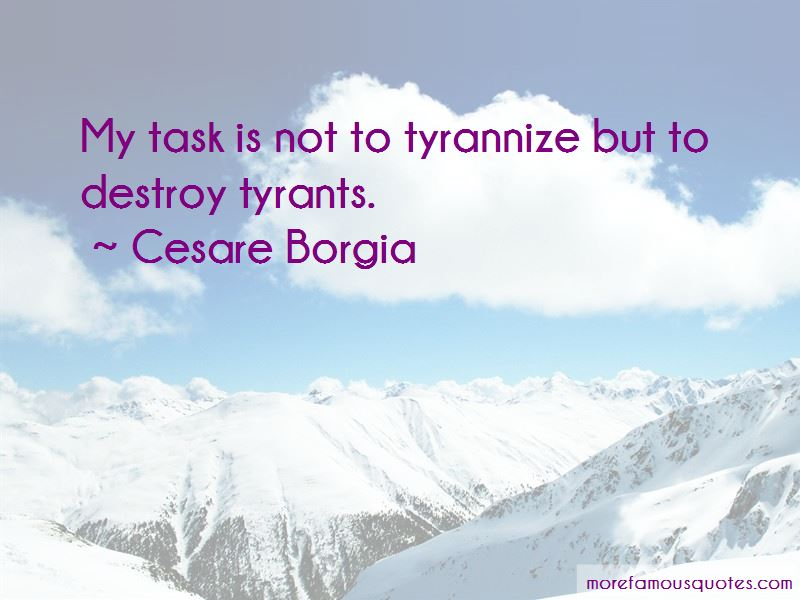 Cesare Borgia Quotes Pictures 2