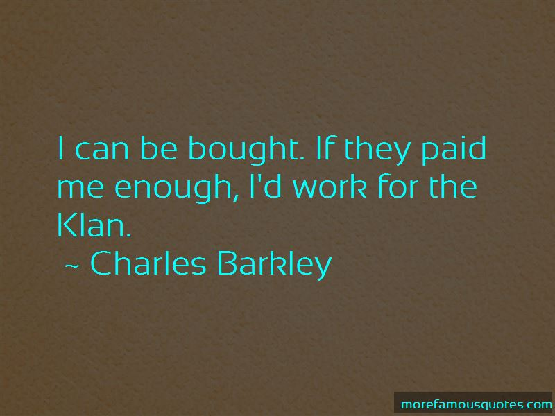 Charles Barkley Quotes Pictures 1