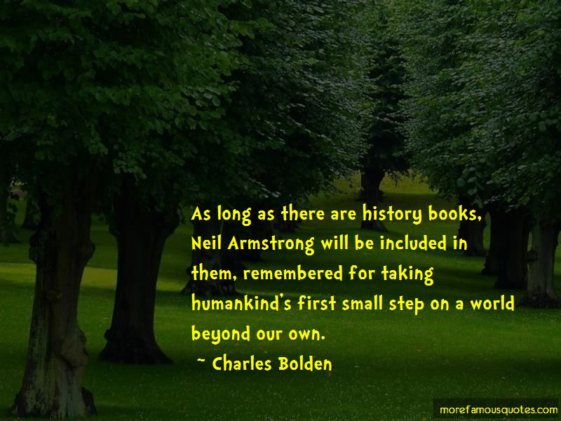 Charles Bolden Quotes Pictures 2