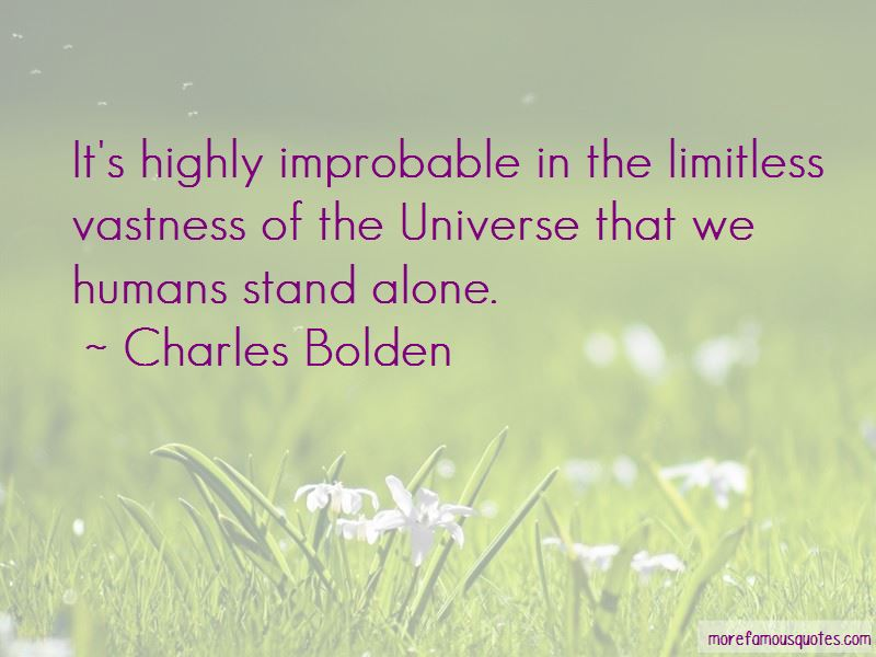 Charles Bolden Quotes Pictures 3