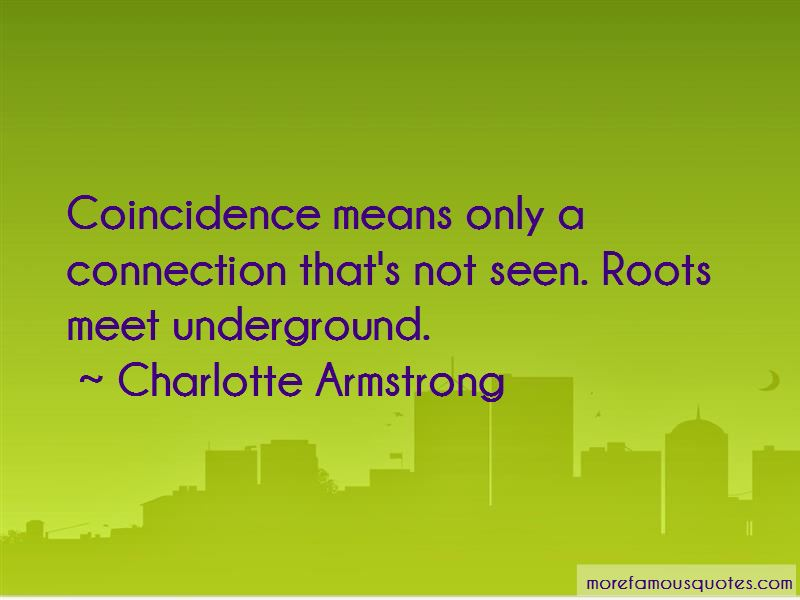 Charlotte Armstrong Quotes Pictures 2