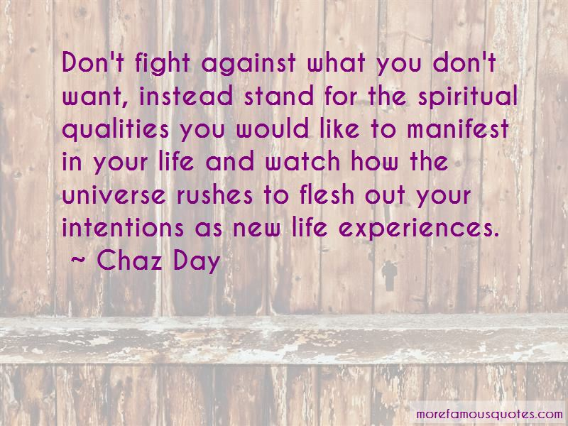 Chaz Day Quotes