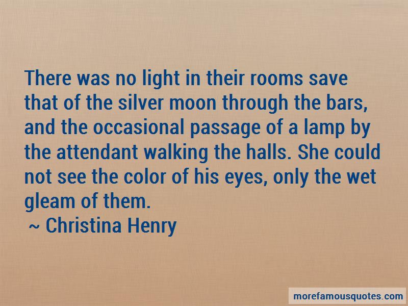 Christina Henry Quotes Pictures 2