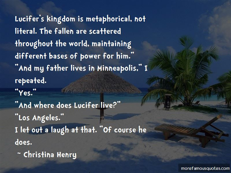Christina Henry Quotes Pictures 4