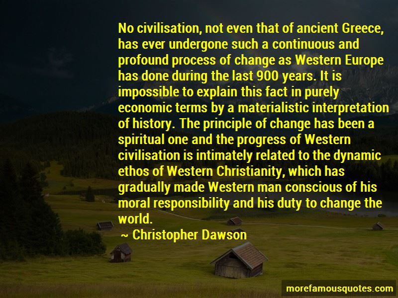 Christopher Dawson Quotes Pictures 3