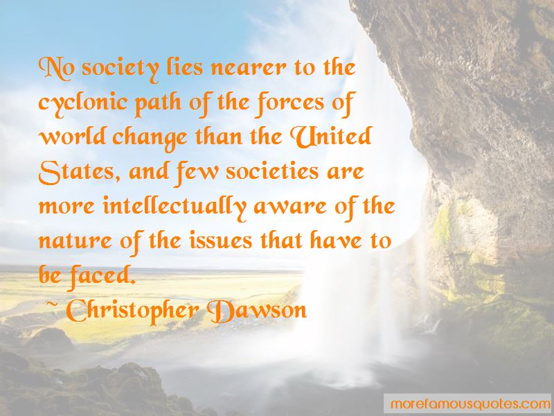 Christopher Dawson Quotes Pictures 4