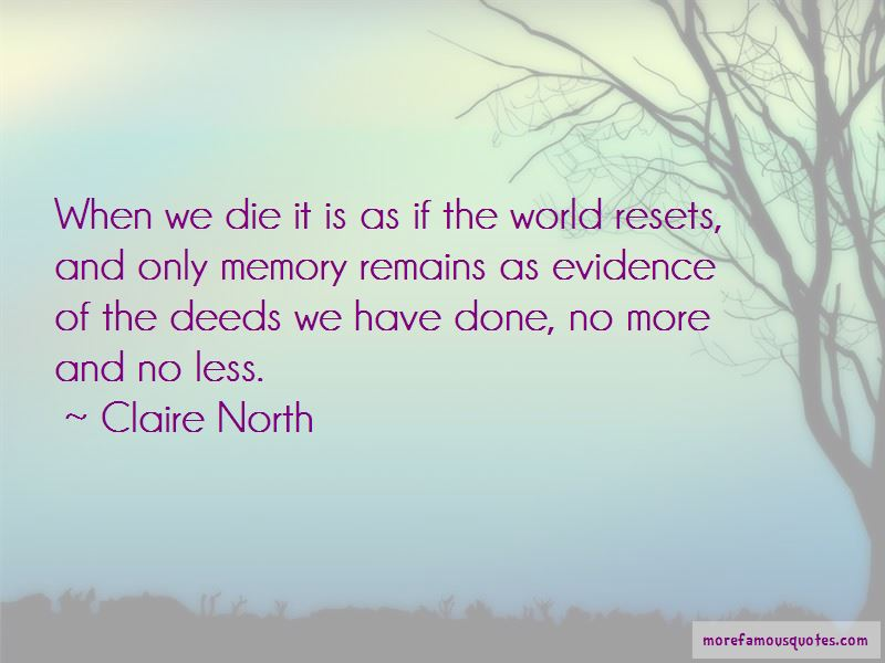 Claire North Quotes Pictures 2
