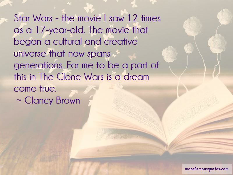 Clancy Brown Quotes