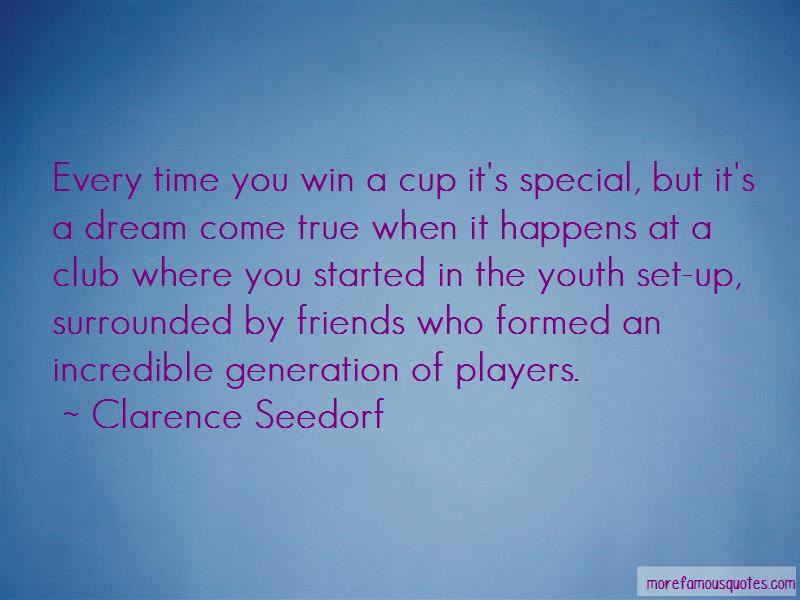 Clarence Seedorf Quotes Pictures 2