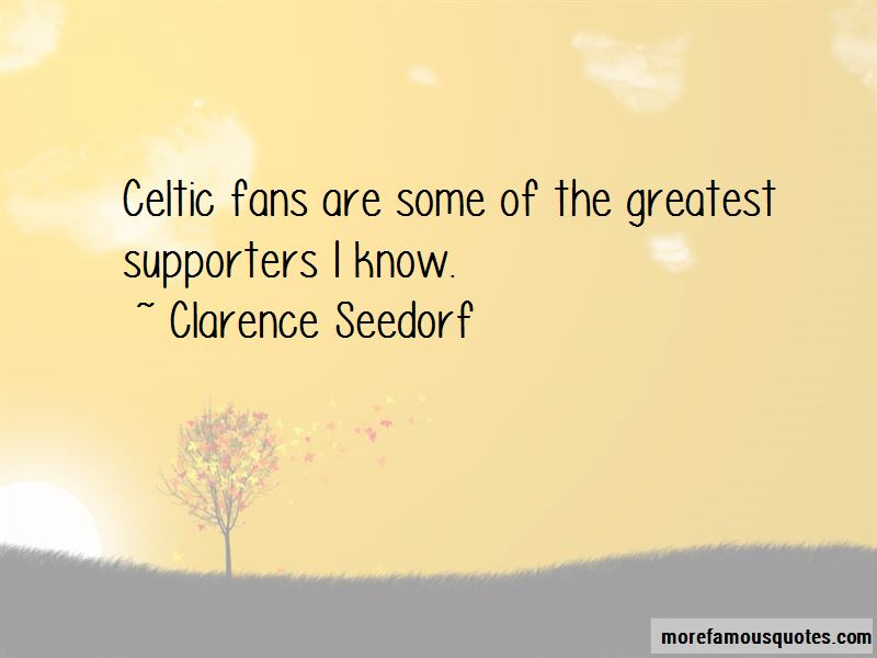 Clarence Seedorf Quotes