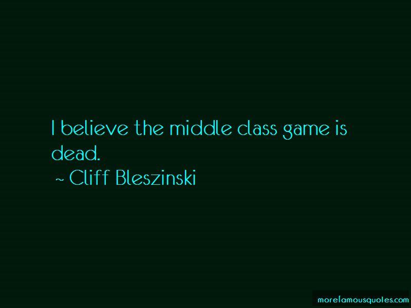 Cliff Bleszinski Quotes