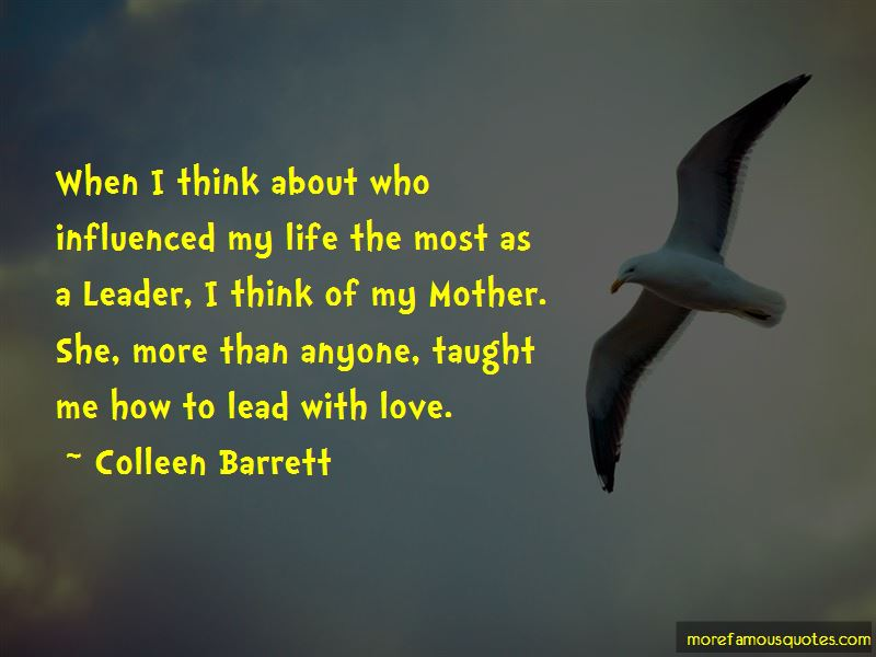 Colleen Barrett Quotes