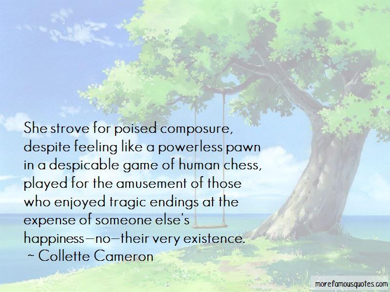 Collette Cameron Quotes