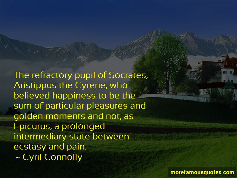 Cyril Connolly Quotes Pictures 4