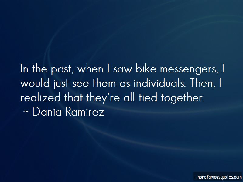 Dania Ramirez Quotes Pictures 2