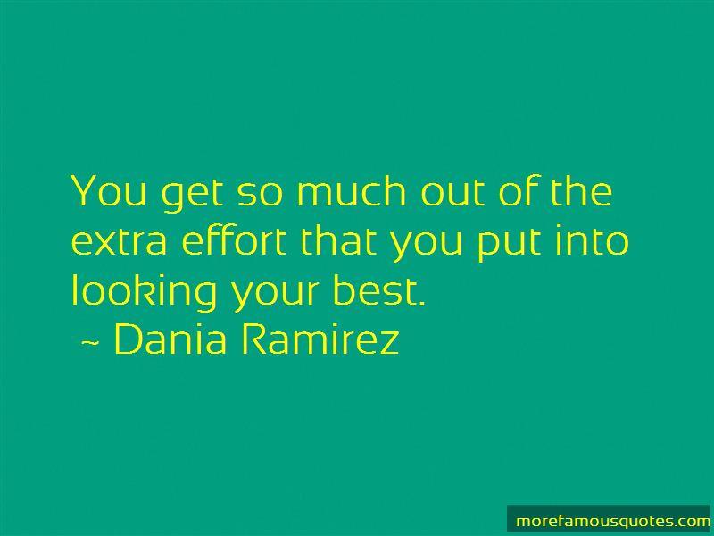 Dania Ramirez Quotes Pictures 3