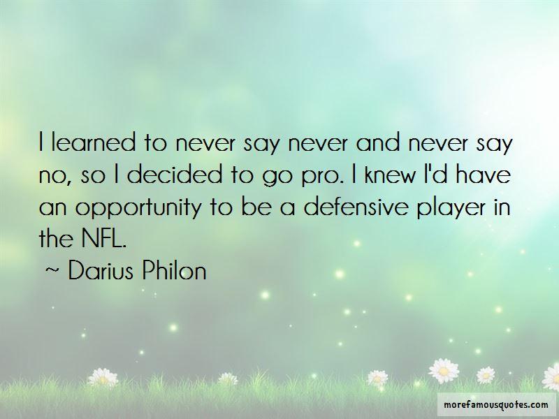 Darius Philon Quotes Pictures 2