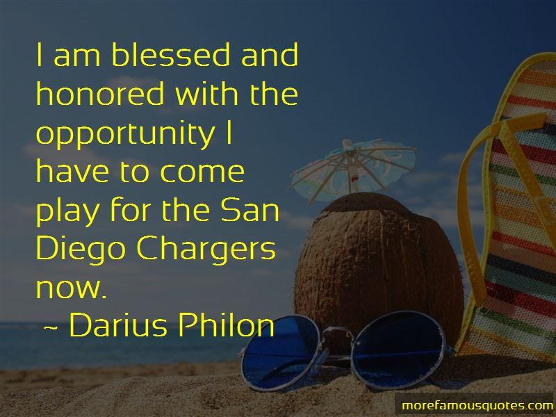 Darius Philon Quotes Pictures 4