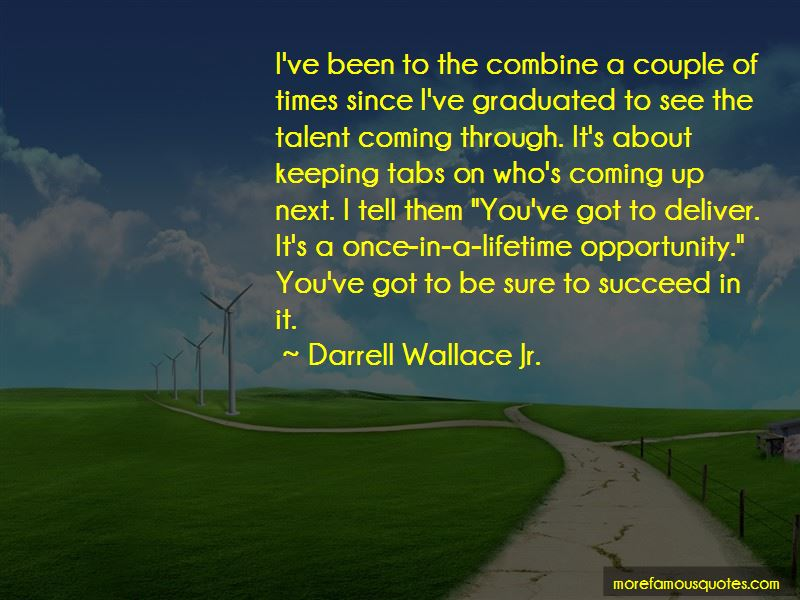 Darrell Wallace Jr. Quotes Pictures 4