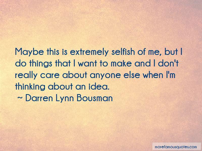 Darren Lynn Bousman Quotes Pictures 2