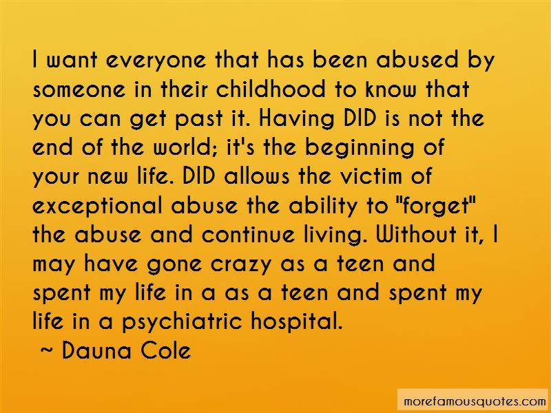 Dauna Cole Quotes