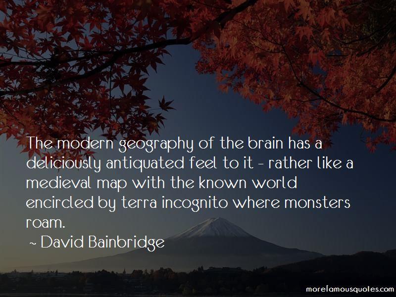 David Bainbridge Quotes Pictures 2