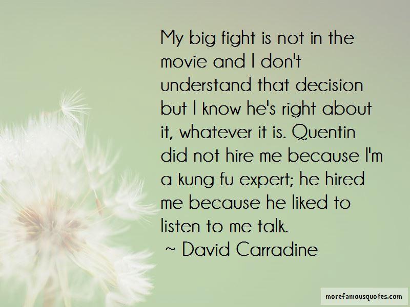 David Carradine Quotes Pictures 3