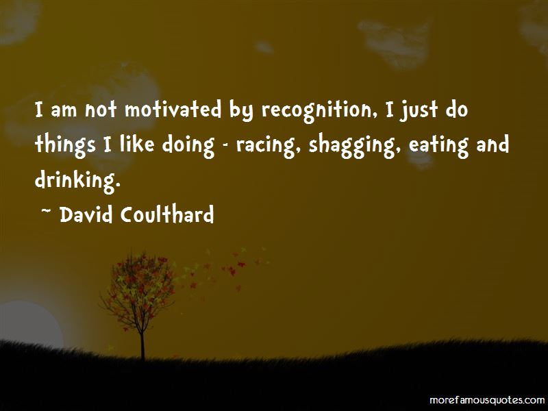 David Coulthard Quotes