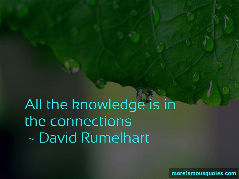 David Rumelhart Quotes Pictures 2