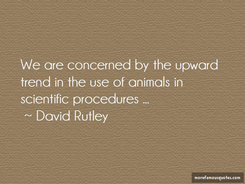 David Rutley Quotes