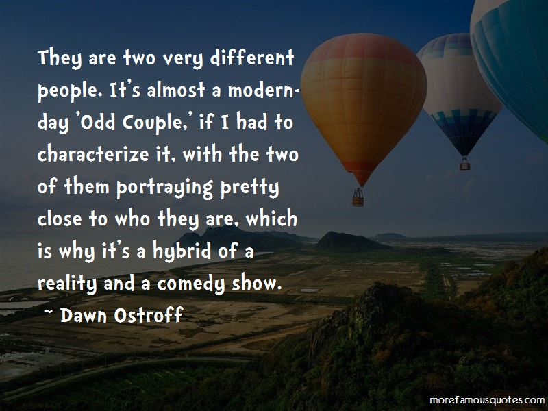 Dawn Ostroff Quotes Pictures 3