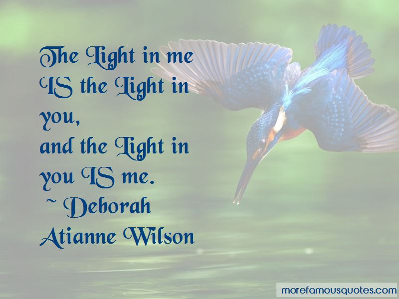 Deborah Atianne Wilson Quotes Pictures 2