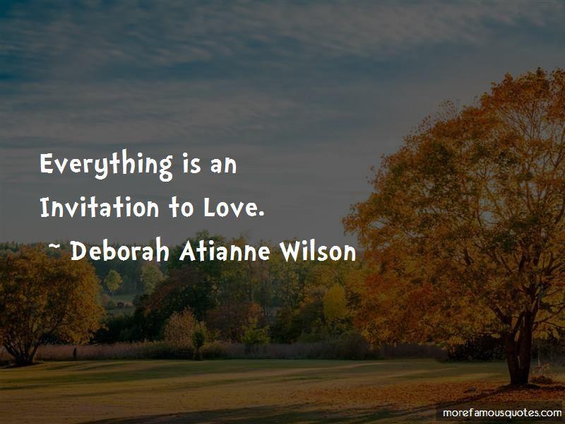 Deborah Atianne Wilson Quotes Pictures 4