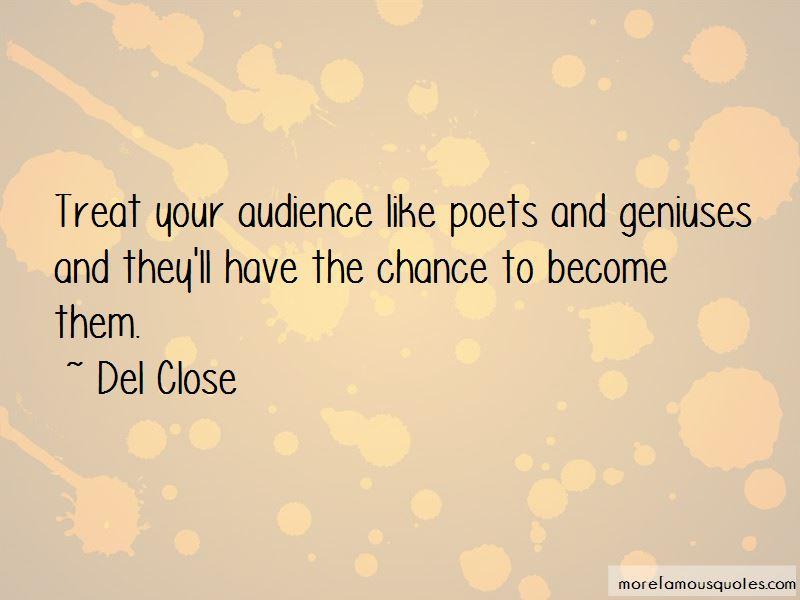 Del Close Quotes Pictures 3