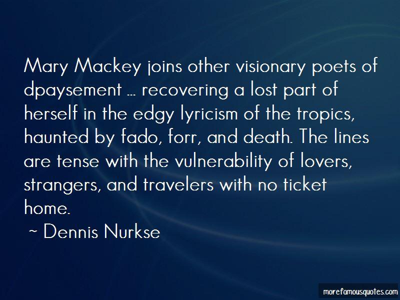 Dennis Nurkse Quotes Pictures 2
