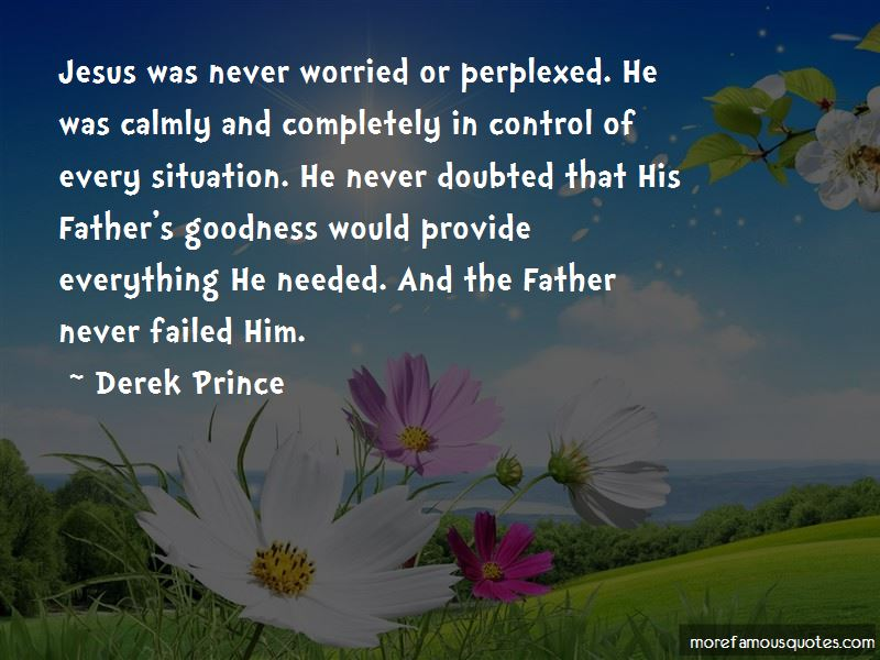 Derek Prince Quotes