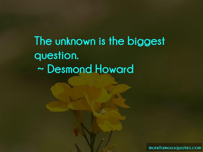 Desmond Howard Quotes Pictures 2