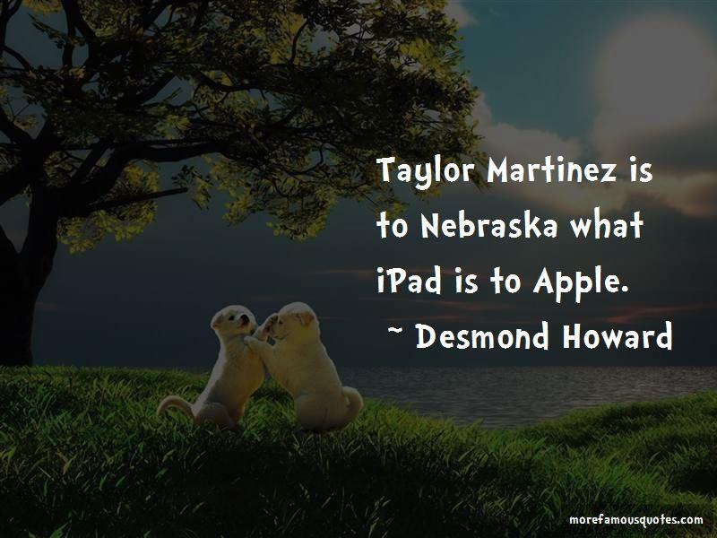 Desmond Howard Quotes Pictures 3