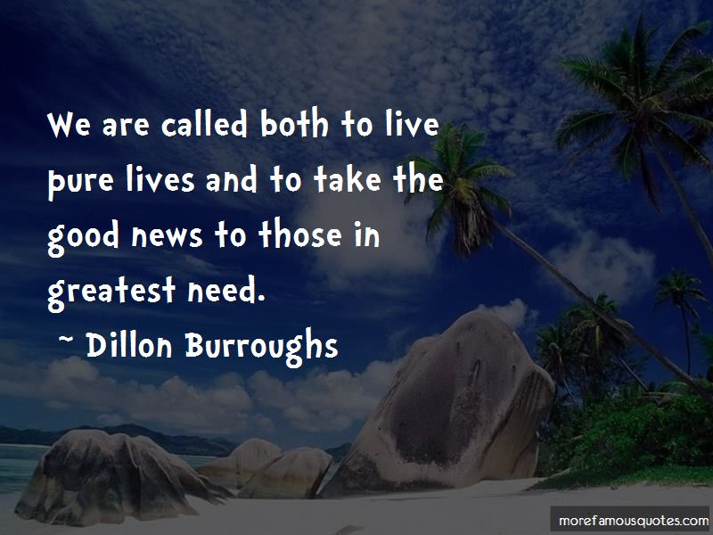 Dillon Burroughs Quotes Pictures 4