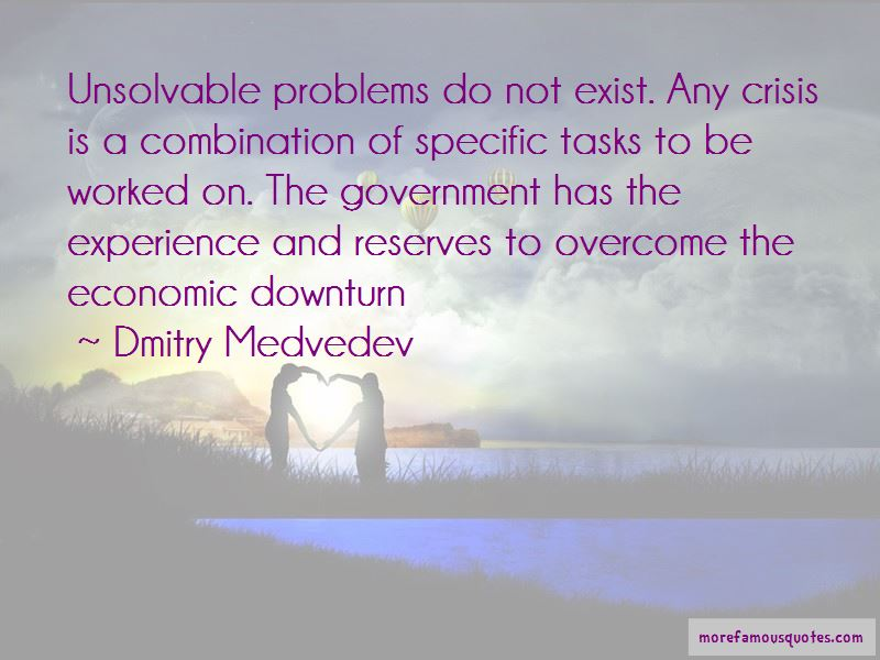 Dmitry Medvedev Quotes