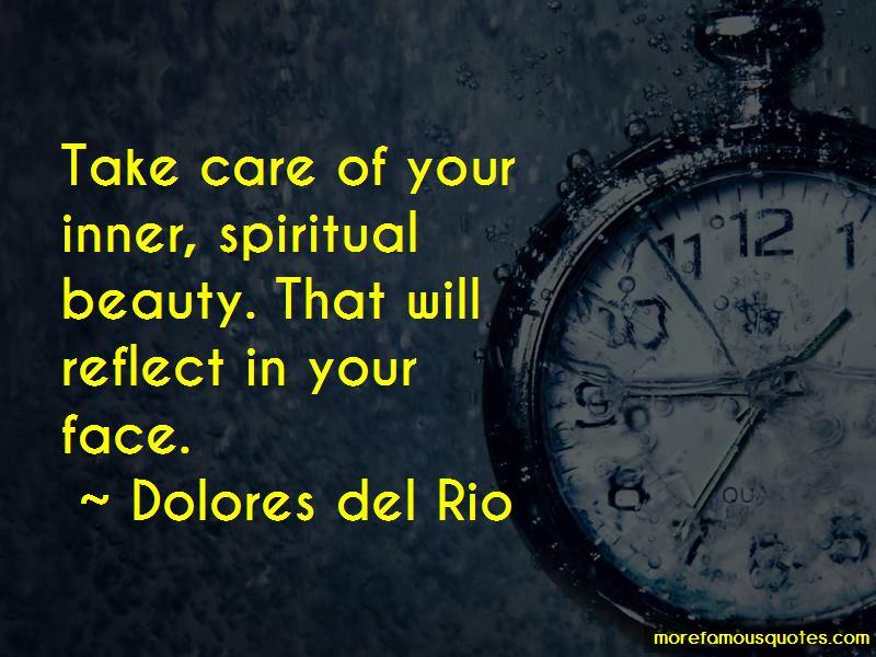 Dolores Del Rio Quotes