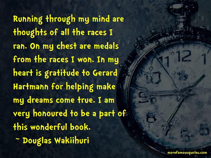 Douglas Wakiihuri Quotes Pictures 2