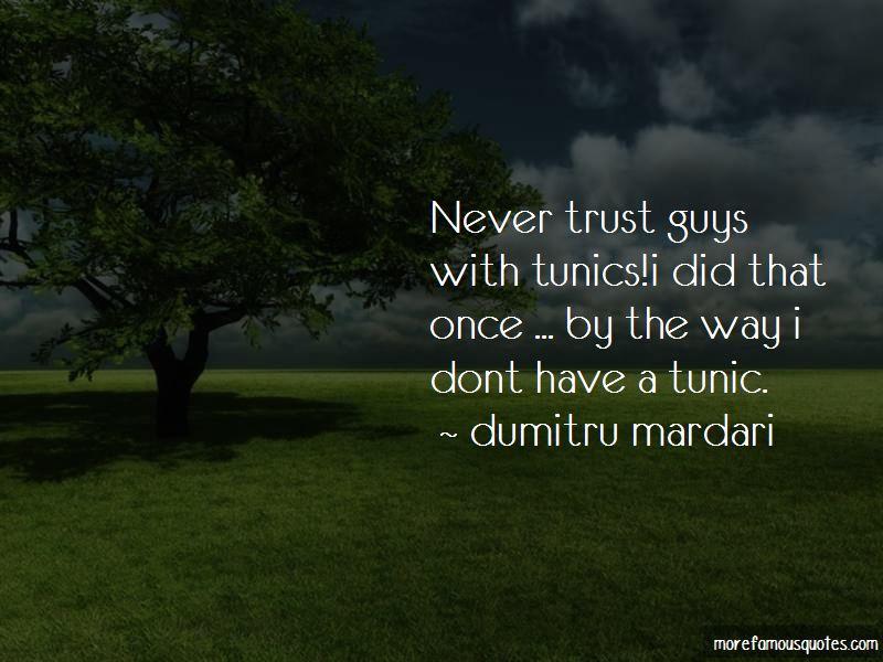 Dumitru Mardari Quotes