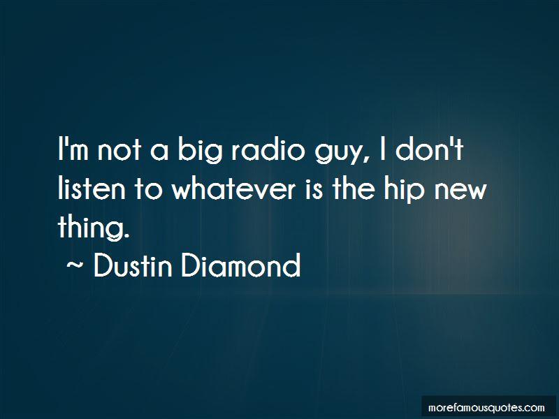 Dustin Diamond Quotes Pictures 2