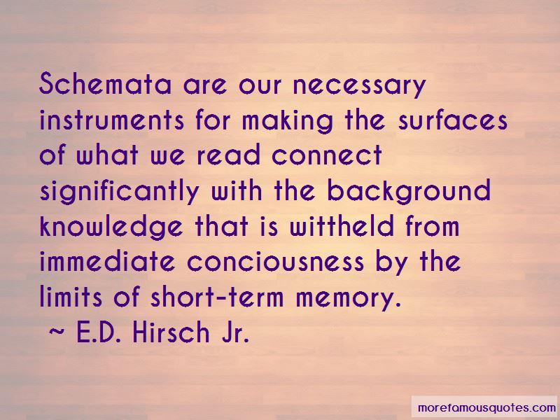 E.D. Hirsch Jr. Quotes Pictures 3