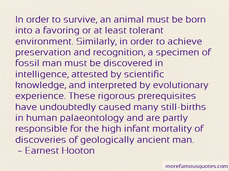 Earnest Hooton Quotes Pictures 3